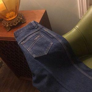 Vintage Calvin Klein Mom Jeans 🍄
